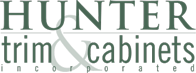 Hunter Trim & Cabinets Logo
